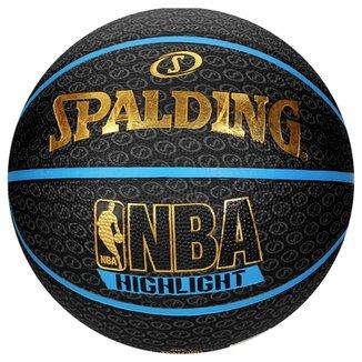 Bola Basquete Spalding Highlight 18f755f8a0394