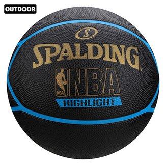 41c53a20f6b3e Bola Basquete NBA Spalding Highlight Tam. 7