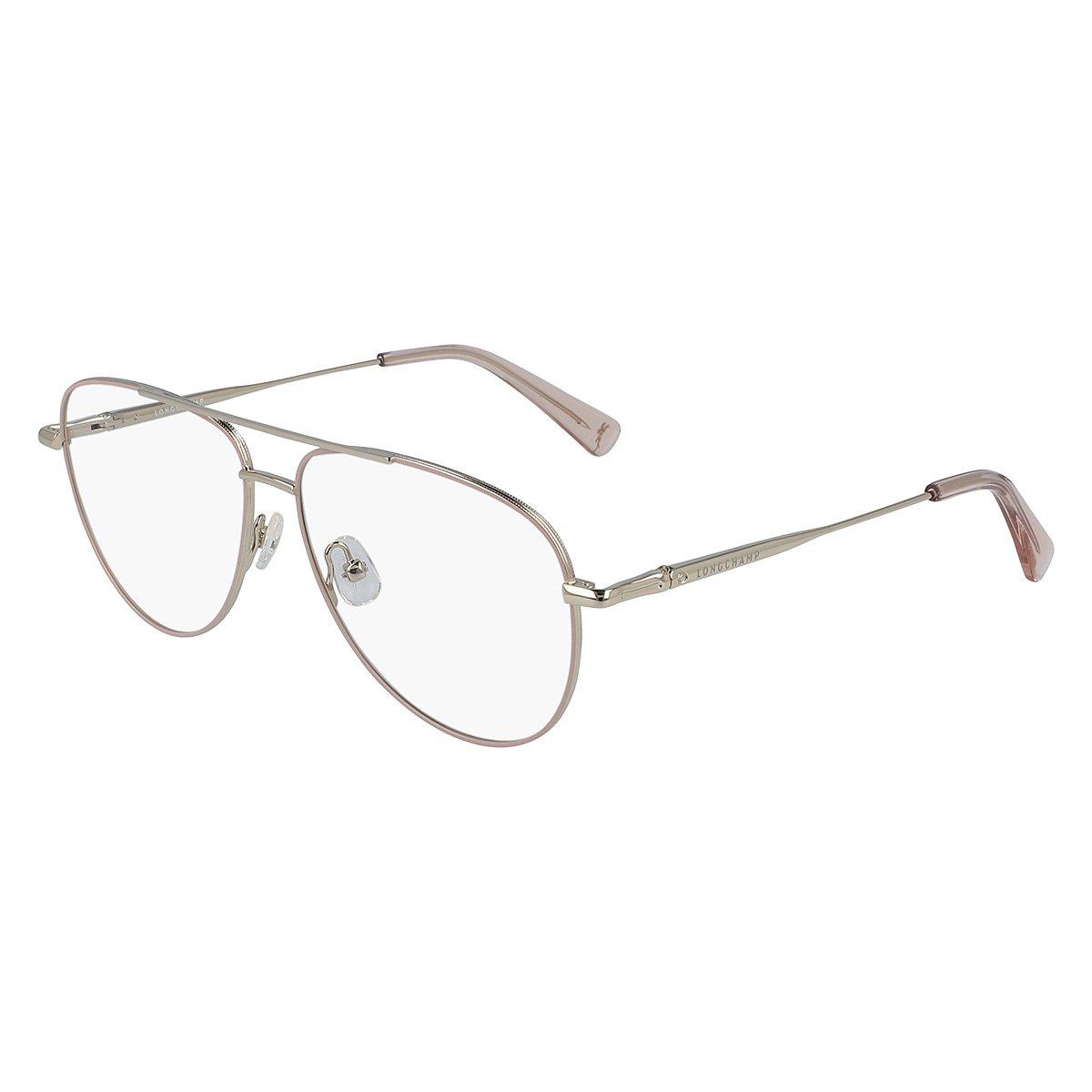 Armação De Óculos Longchamp Lo2119 601 Feminino