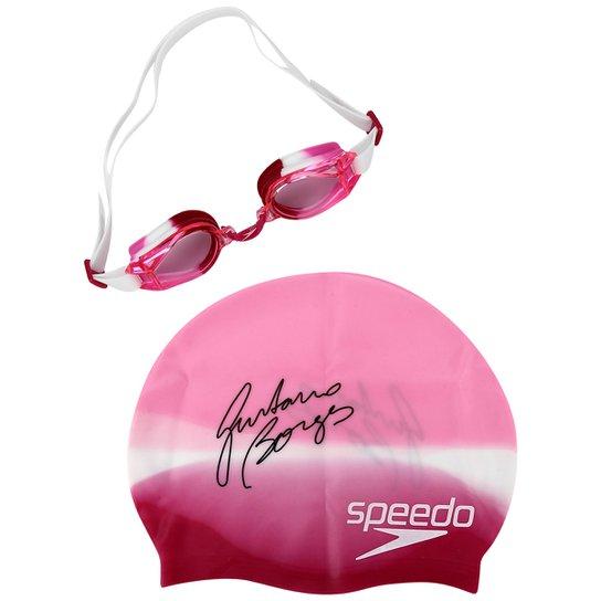 b300172d97 Kit Óculos + Touca Speedo Swim Kit 3.0 Infantil - Compre Agora ...