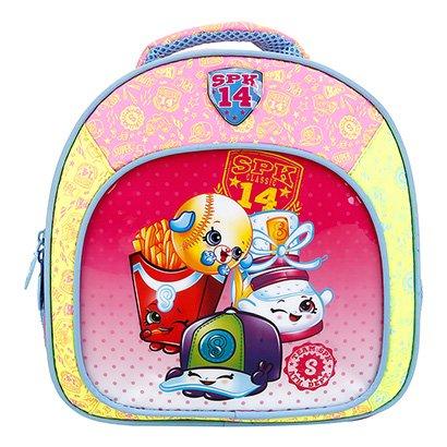 Lancheira Infantil Escolar Shopping Squad