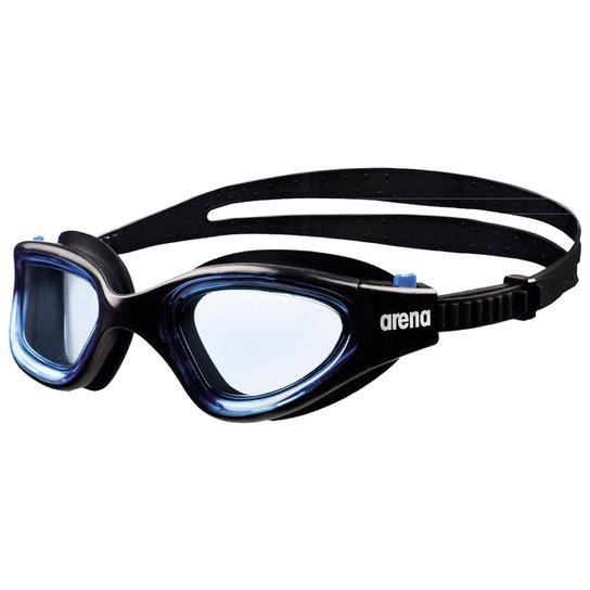2f2766363 Óculos de Natação Arena Envision - Preto e Azul - Compre Agora ...