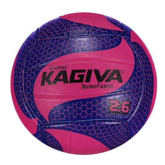 Bola de Vôlei Kagiva 2.6 - Rosa - Compre Agora  125b2b8b58781