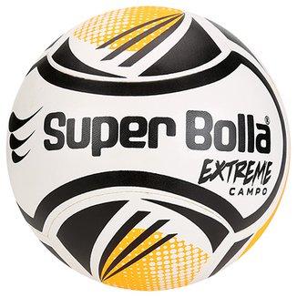 Bola Futebol Super Bolla Extreme 6 Gomos Campo 4d016498a14a4