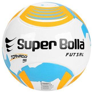 2af9fde290 Bola Futebol Super Bolla Tornado PRO 6 Gomos Futsal