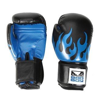 7c558c8b50 Luva de Boxe Muay Thai Treino Bad Boy 12 OZ