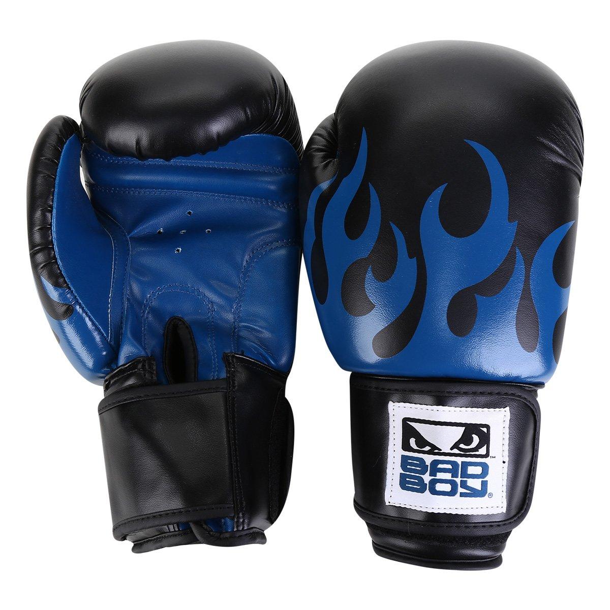2c0e2170a Luva de Boxe Muay Bad Boy com Fogo