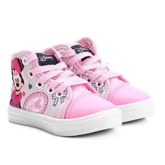 f37735d23ec Tênis Disney Minnie Infantil - Rosa - Compre Agora