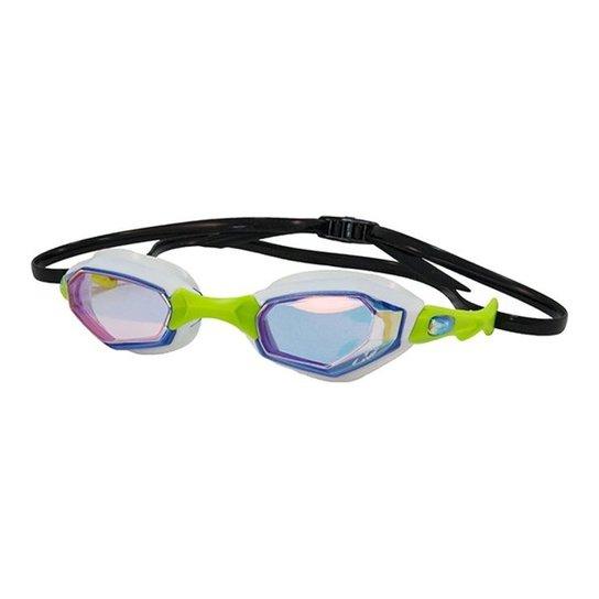 2c870e66e Óculos De Natação Hammerhead Solaris Mirror - Azul e Verde - Compre ...