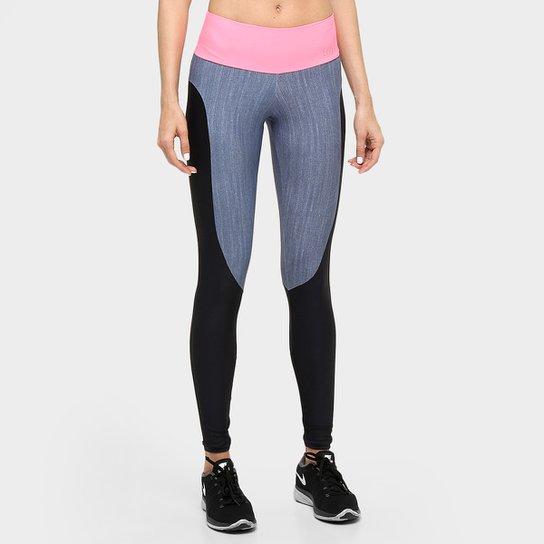 63f9f4c4f4 Calça Legging Live Fusô Jeans Cut - Compre Agora