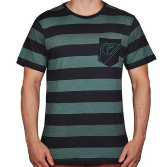 Camiseta Quiksilver Lines e3fd7dafa1b20