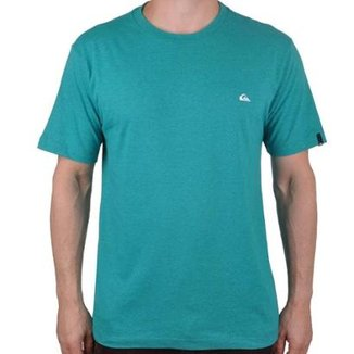 Camiseta Quiksilver Chest Embroidery 2.0 Masculina