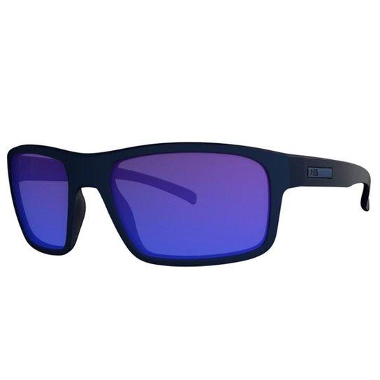 31ced0e17079a Óculos de Sol HB OverKill - Preto e Azul - Compre Agora   Netshoes
