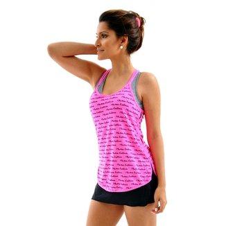 21a95eff2 Compre Camisetas Regatas para Malhar Femininas Online | Netshoes