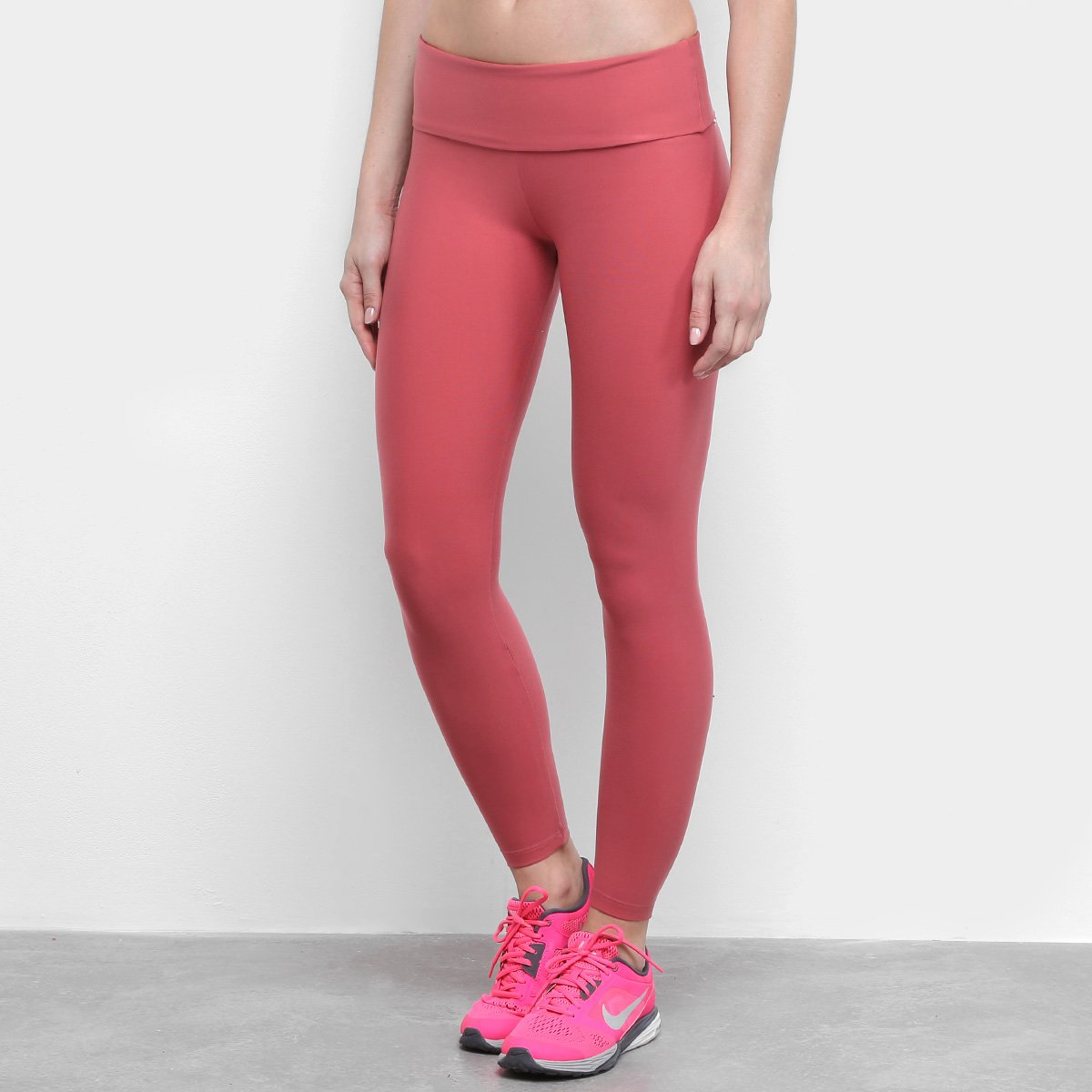 Calça Legging Live! High Active Essential Feminina - Tam: GG