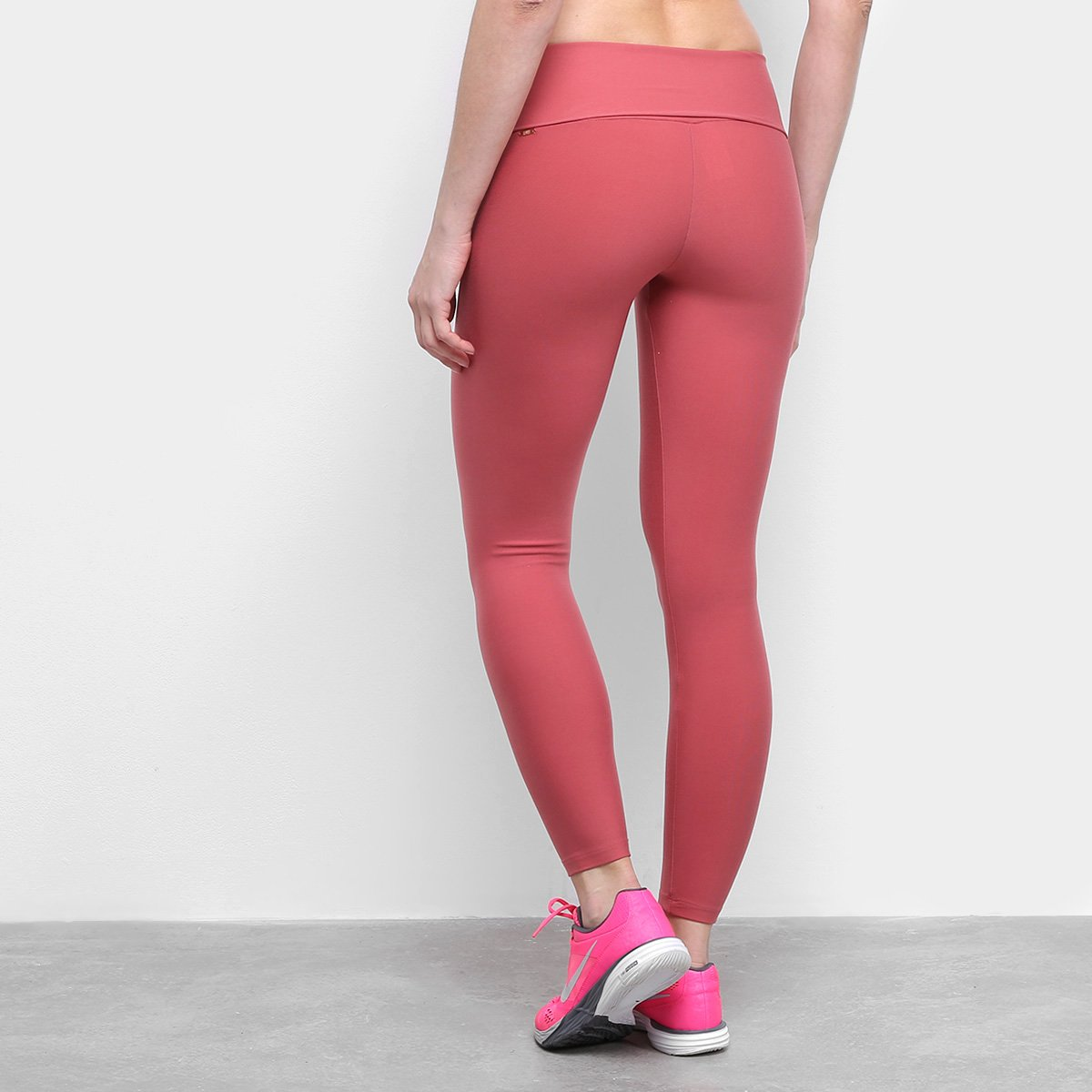 Calça Legging Live! High Active Essential Feminina - Tam: GG - 1