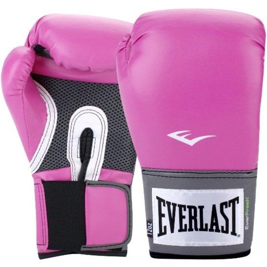 b6d744afc Luva Boxe Everlast Pro Style Elite Training 12 Oz - Compre Agora ...