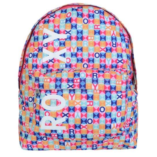 d34a27035 Mochila Roxy Sugar Baby - Rosa | Netshoes