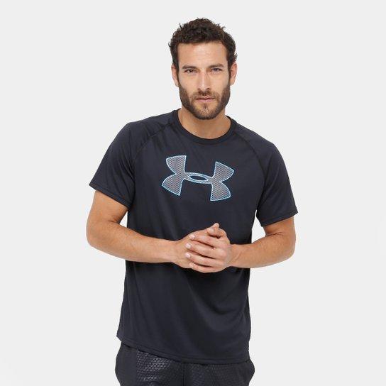 e3a9c64f8cd Camiseta Under Armour Big Logo Masculina - Compre Agora