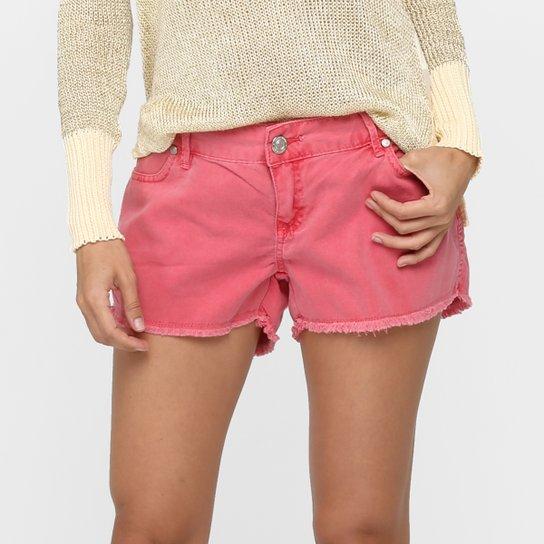 a689297a5 Short Jeans Iódice Ibiza Cedroflex - Compre Agora   Netshoes