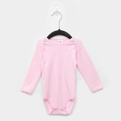 Body Infantil Pulla Bulla Manga Longa Baby