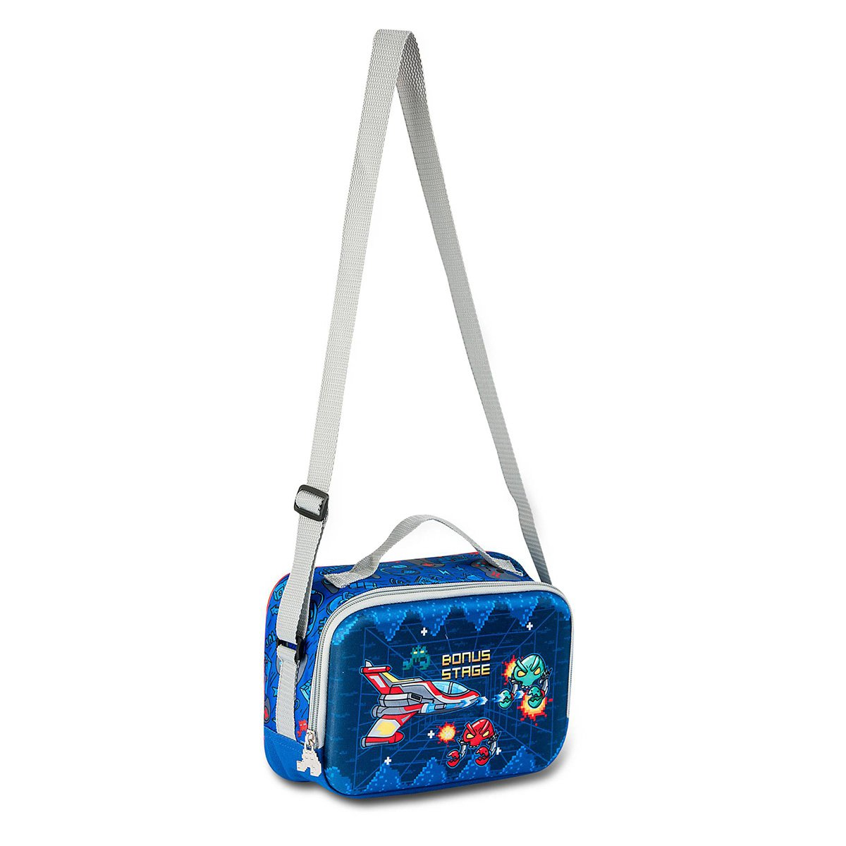 Lancheira Infantil Clio Style Space Masculina