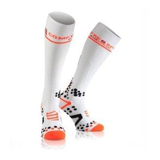 573743dc125c8 Meia de Compressão Compressport Cano Alto Full Socks V2.1.