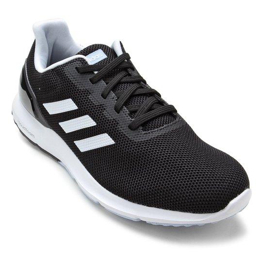 Tênis Adidas Cosmic 2 Feminino - Preto e Azul - Compre Agora  bfd222ac2f593