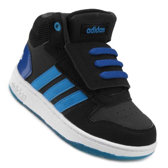 9be98e3fcfe Tênis Infantil Adidas Hoops Mid 2 Cmf - Compre Agora