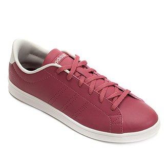 e4ada01b281ee Tênis Adidas Advantage Clean Qt Feminino