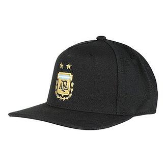 Boné Adidas Argentina Aba Reta 916b8cb73e0