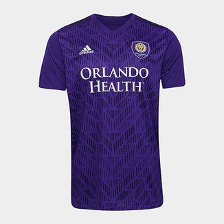 3e28f13b50ee2 Camisa Orlando City Home 19 20 s n° - Torcedor Adidas Masculina