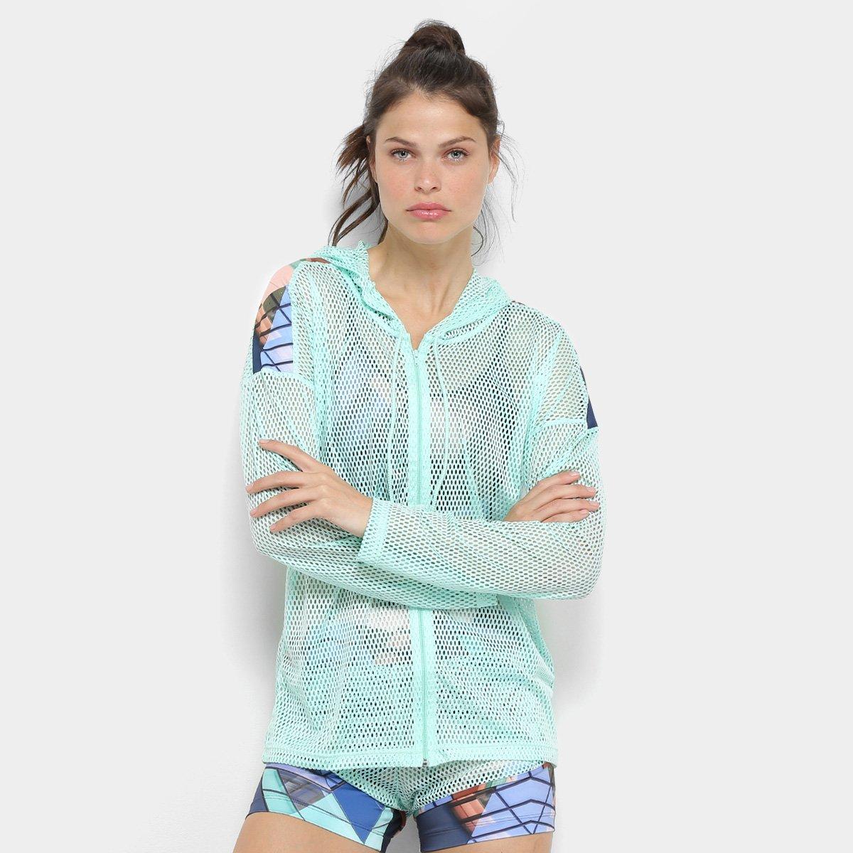 937a66b27e4 FornecedorNetshoes. Jaqueta Adidas Collab Jacket Feminina