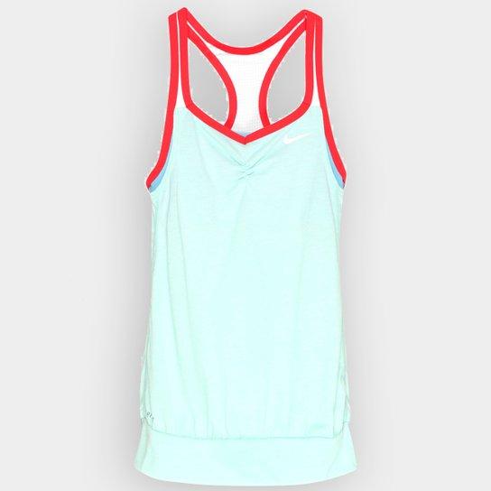 f0d0aef1e7 Camiseta Regata Nike Dri-Fit Touch Cami 2 em 1 Juvenil - Compre ...