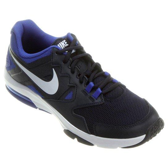 e4c7199f3d Tênis Nike Air Max Crusher 2 Masculino - Preto+Azul