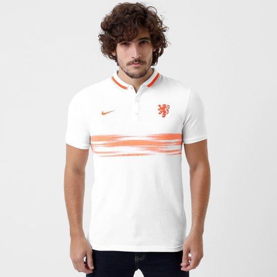 f3908d13d837c Camisa Polo Nike Seleção Holanda League Authentic - Compre Agora ...