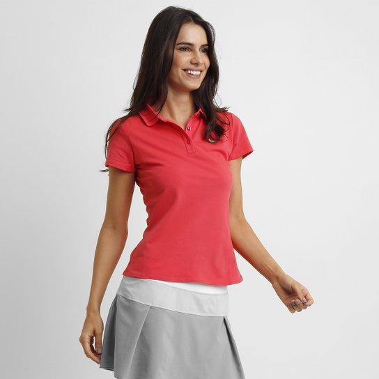 Camisa Polo Nike Advantage Court - Vermelho Claro 94264920951b8
