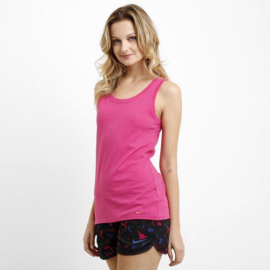 18d1ee6e6553a Camiseta Regata Nike Tank Embrd Swoosh - Compre Agora