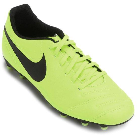 49eb26bfef Chuteira Campo Nike Tiempo 3 FG - Compre Agora