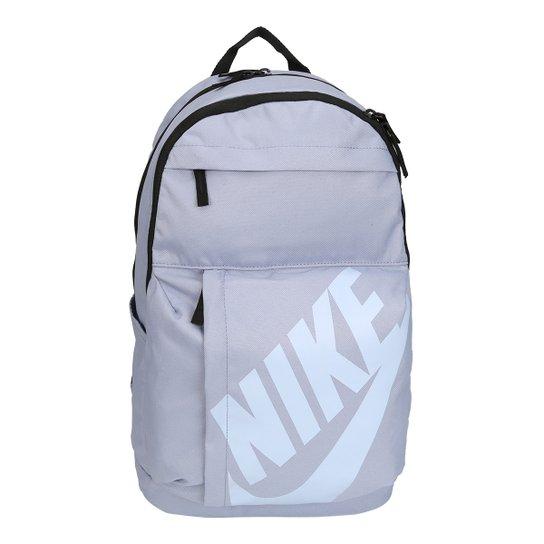 ab8cdc2bd Mochila Nike Sportswear Elemental - Preto e Azul | Netshoes