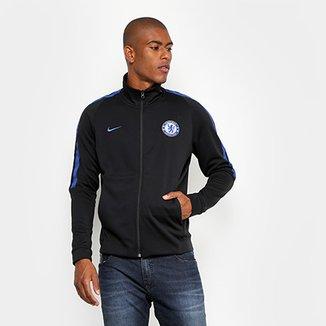 f522e82bf5cfc Jaqueta Chelsea Nike Franchise Masculina