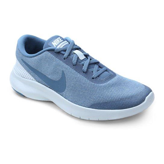 6f98077758a Tênis Nike Flex Experience RN 7 Feminino - Azul e Azul claro ...