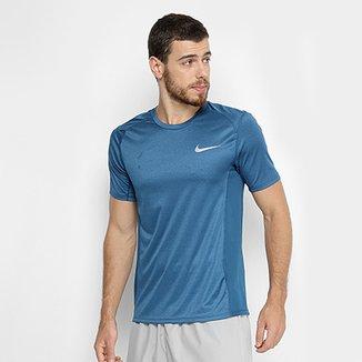 Camiseta Nike Dri-Fit Miler Ss Masculina afa2fec627afe