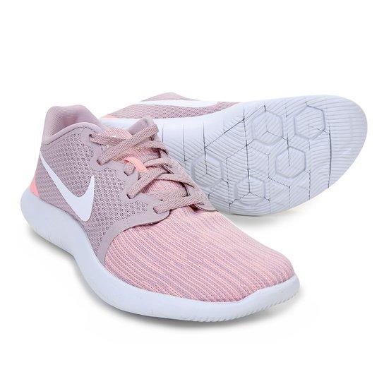 2dbbf21be6 Tênis Nike Flex Contact 2 Feminino - Rosa - Compre Agora