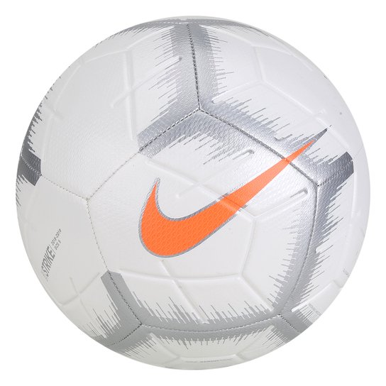 Bola de Futebol Campo Nike Event Pack - Branco+Laranja 33b3e6e2b3ad8