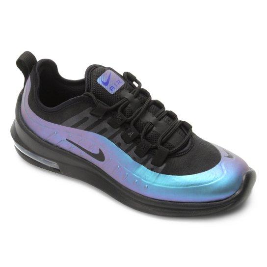 bf4c3d7814e1ff Tênis Nike Air Max Masculino - Preto e Azul | Netshoes