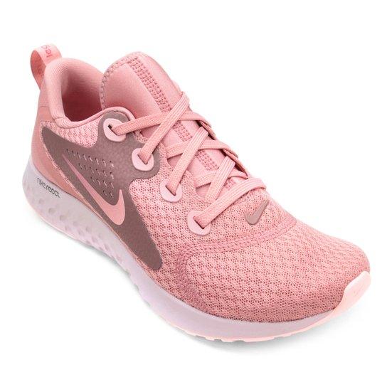 fda7085ace Tenis nike feminino rosa