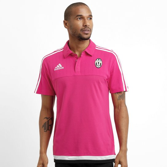 Camisa Polo Adidas Juventus Viagem - Compre Agora  31ad5e74b49d6