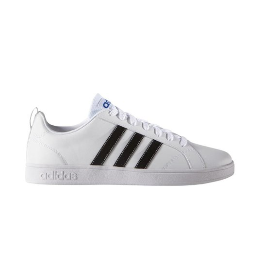 premium selection 426b6 0de1b Tênis Adidas Advantage Vs - Branco