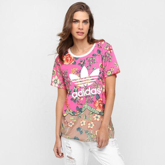 112271aa56d Camiseta Adidas Originals Bf Trefoil - Compre Agora